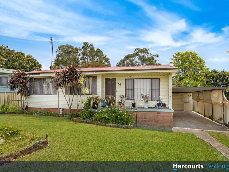 26 Messenger Road, Barrack Heights, NSW 2528