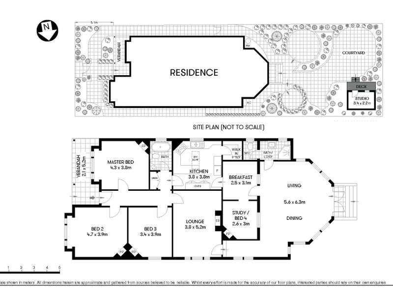 18 Harbour Street, Mosman, NSW 2088 - floorplan