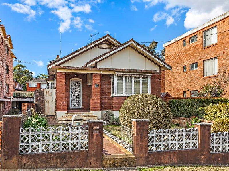 22 Empress Street, Hurstville, NSW 2220