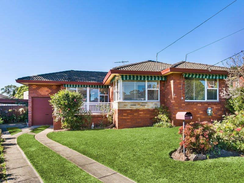 7 Mercer Crescent, Beverly Hills, NSW 2209
