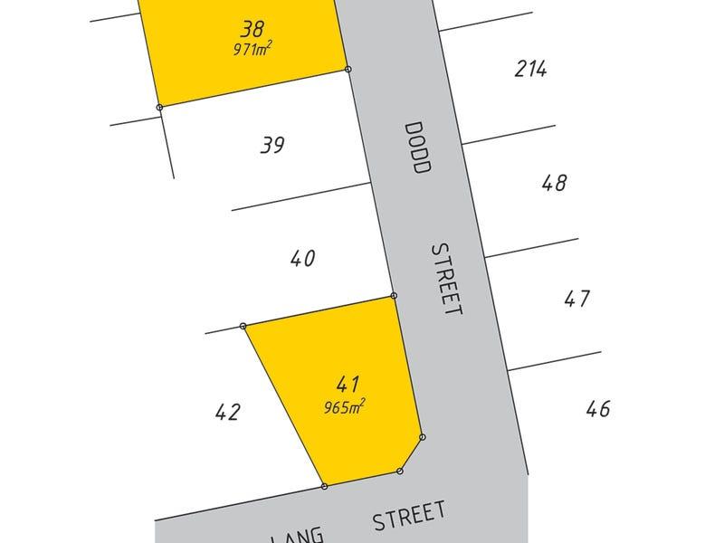 Lot 41, Cnr Dodd Street and Lang Street, Badgingarra, WA 6521