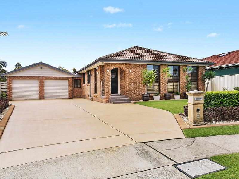 9 Mulgara Place, Bossley Park, NSW 2176