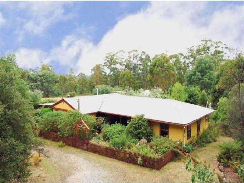 13504 HIghLand Lakes Road, Golden Valley, Tas 7304