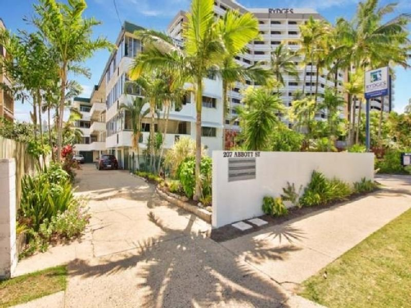 5/207 Abbott Street, Cairns North, Qld 4870