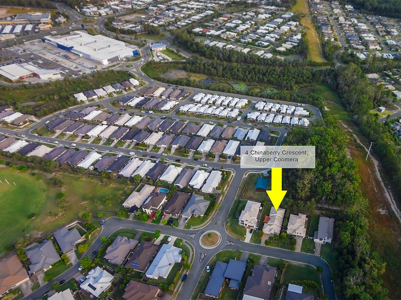 4 Chinaberry Crescent, Upper Coomera, Qld 4209