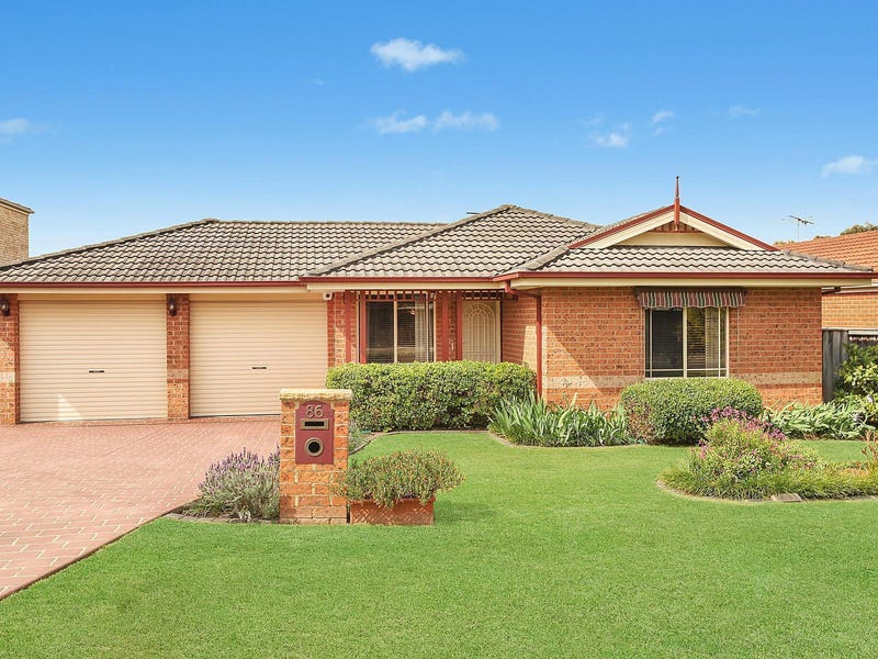 86 Canyon Drive, Stanhope Gardens, NSW 2768