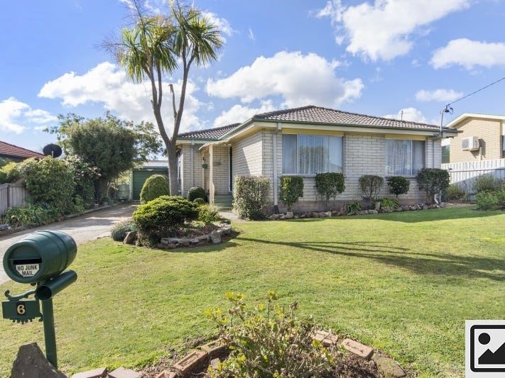 6 Rowland Crescent, Summerhill, Tas 7250