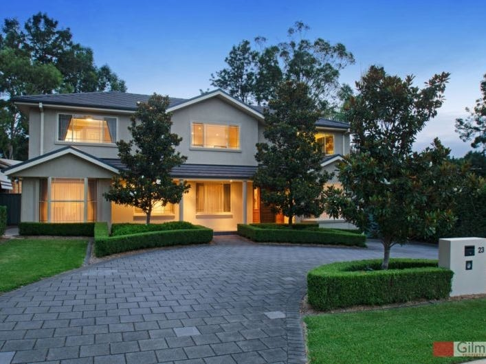 23 Wrights Road, Kellyville, NSW 2155