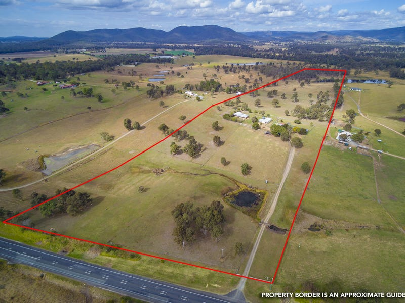 3478 D'AGUILAR HIGHWAY, Stony Creek, Qld 4514