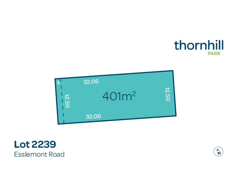 Lot 2239, Esslemont Road, Rockbank, Vic 3335