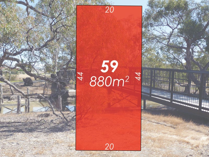 Lot 59, Waterlink Esplanade, Horsham, Vic 3400