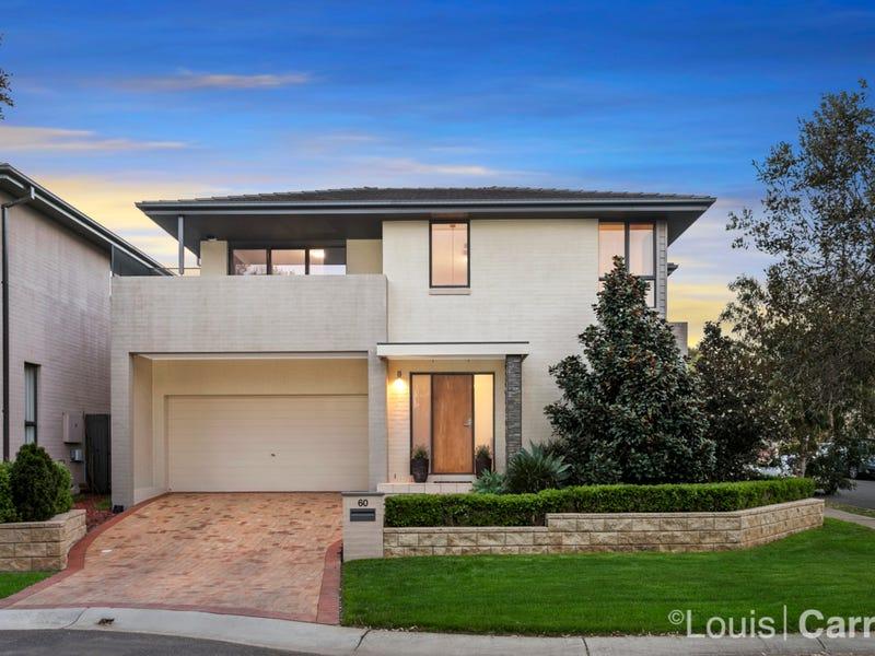 60 Bentwood Terrace, Stanhope Gardens, NSW 2768