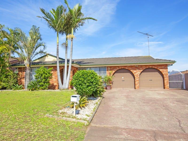 7 Dowland Street, Bonnyrigg Heights, NSW 2177