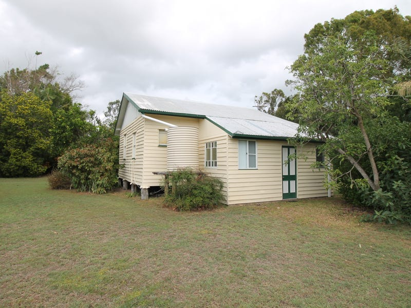 496 Gooburrum Road, Welcome Creek, Qld 4670