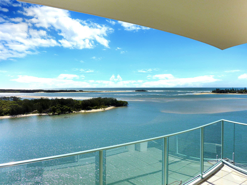 608/6  Wharf St (off Duporth Ave), Maroochydore, Qld 4558