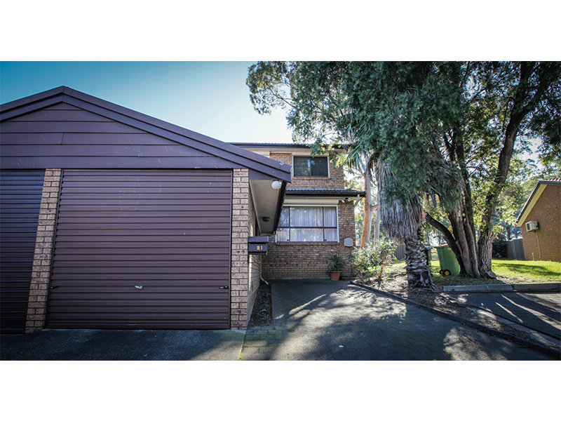 21/34 Ainsworth Crescent, Wetherill Park, NSW 2164