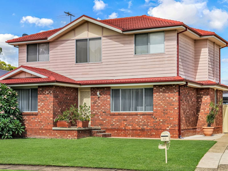 13 Galloway Street, Bossley Park, NSW 2176