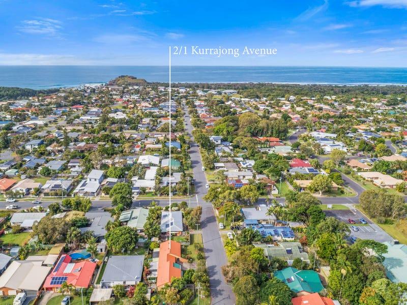 2/1 Kurrajong Avenue, Bogangar, NSW 2488