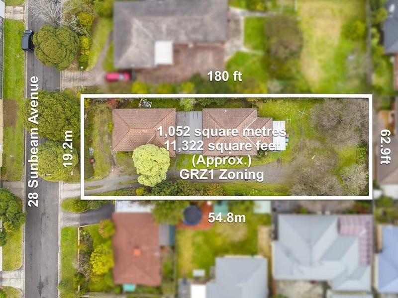 28 Sunbeam Avenue, Ringwood East, Vic 3135