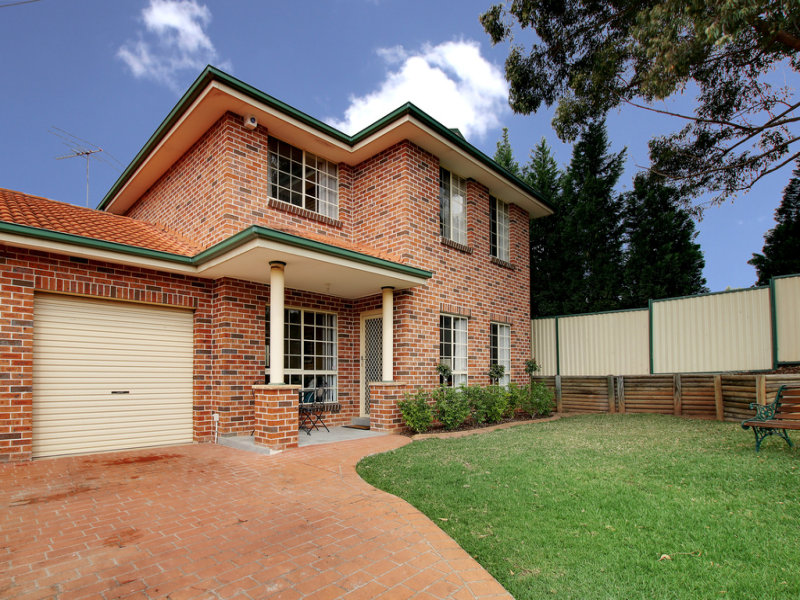 4/21 Timothy Place, Edensor Park, NSW 2176