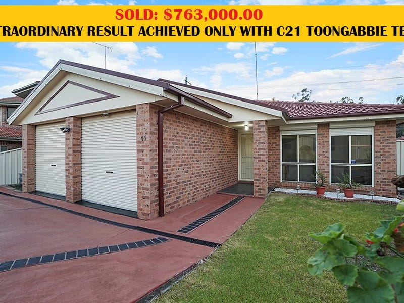 46 Farmingdale Drive, Blacktown, NSW 2148