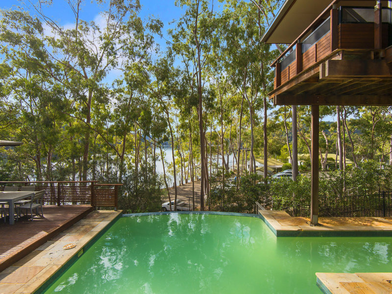 2 Cottage Point Road, Cottage Point, NSW 2084