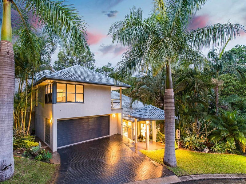 House 5 43a Goldieslie Park, Indooroopilly, Qld 4068