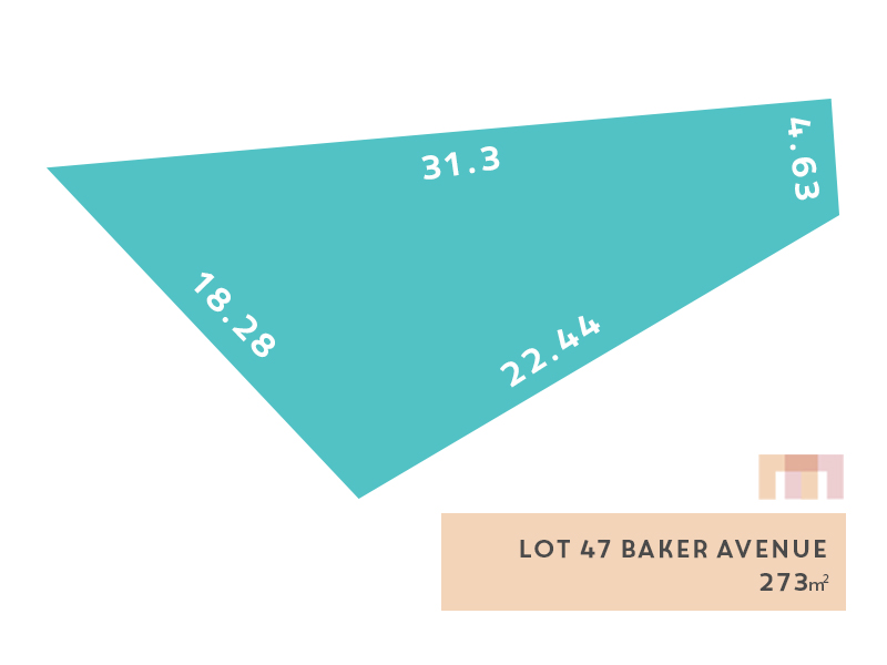 Lot 47, Baker Avenue (Morphettville), Morphettville, SA 5043
