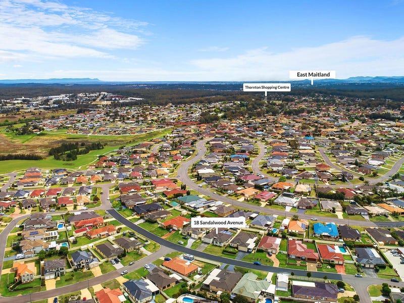 18 Sandalwood Avenue, Thornton, NSW 2322