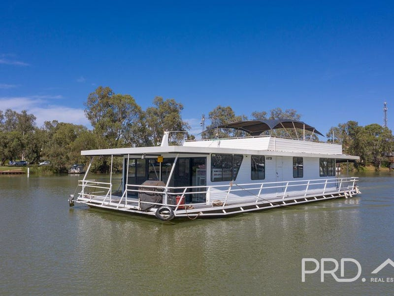 Houseboat, Discovery Parks, Buronga, NSW 2739