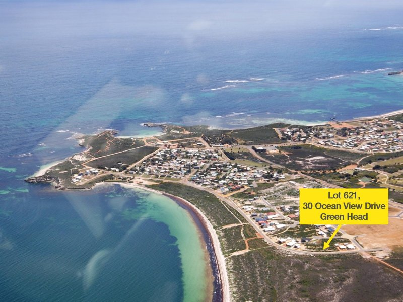 Lot 621, 30 Ocean View Drive, Green Head, WA 6514