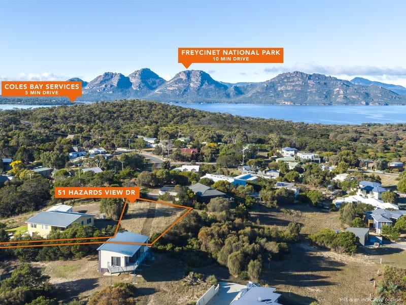 51 Hazards View Drive, Coles Bay, Tas 7215