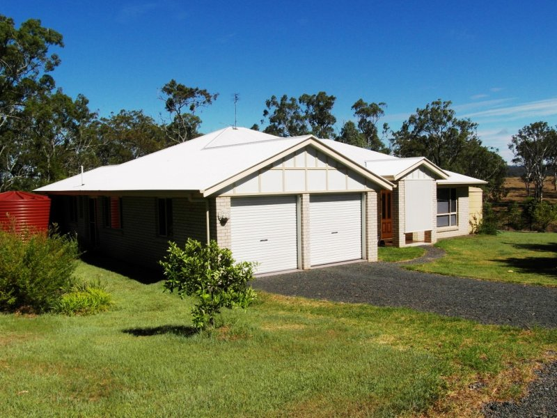 542 Haden - Maclagan Road, Haden, Qld 4353