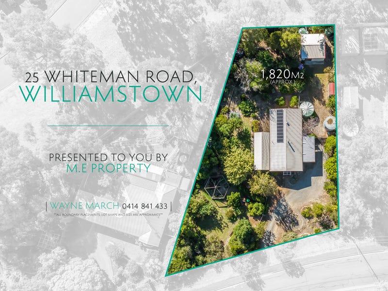 25 Whiteman Road, Williamstown, SA 5351