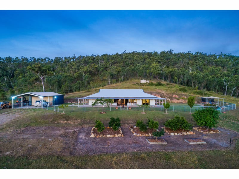 609 Thompson Point Road, Nankin, Qld 4701