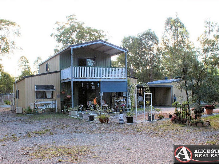4844 Maryborough Biggenden Road, Brooweena, Qld 4620