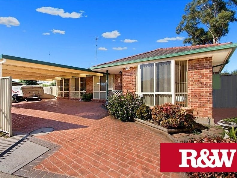7 Bethel Close, Rooty Hill, NSW 2766
