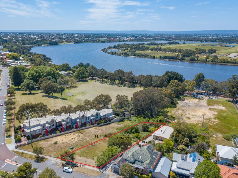 Lot 2, 46 Joel Terrace, East Perth, WA 6004