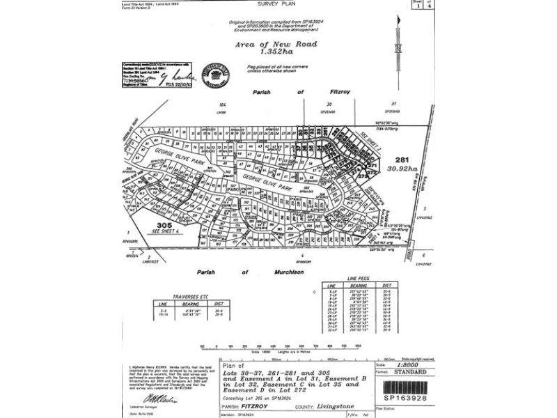 Lot 305 Fairmont Terrace, Rockyview, Qld 4701