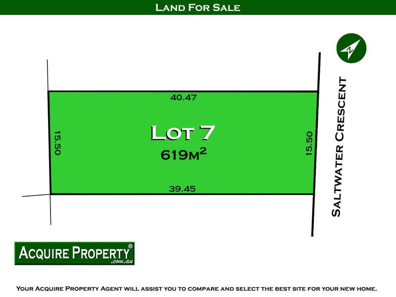 Lot 7 Saltwater Crescent, Kellyville, NSW 2155