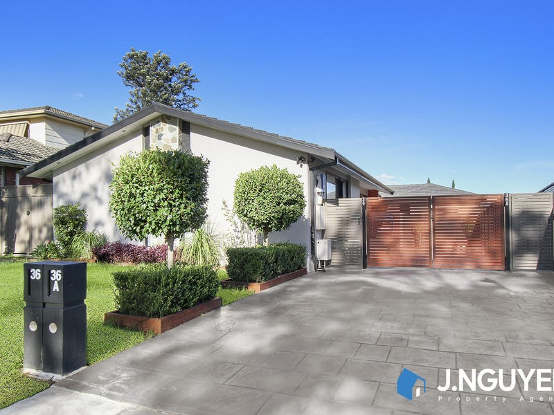 36 & 36a Monteclair Avenue, Liverpool, NSW 2170