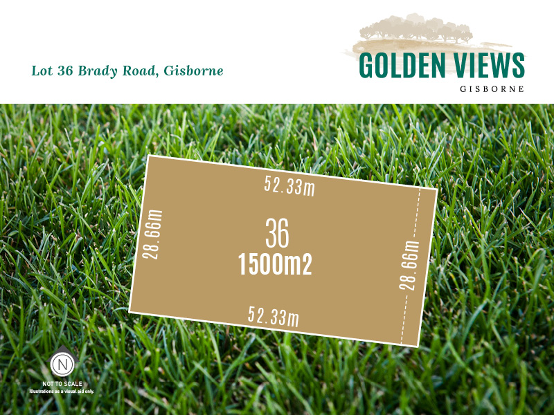 Lot 36, Brady Road (Golden Views), Gisborne, Vic 3437