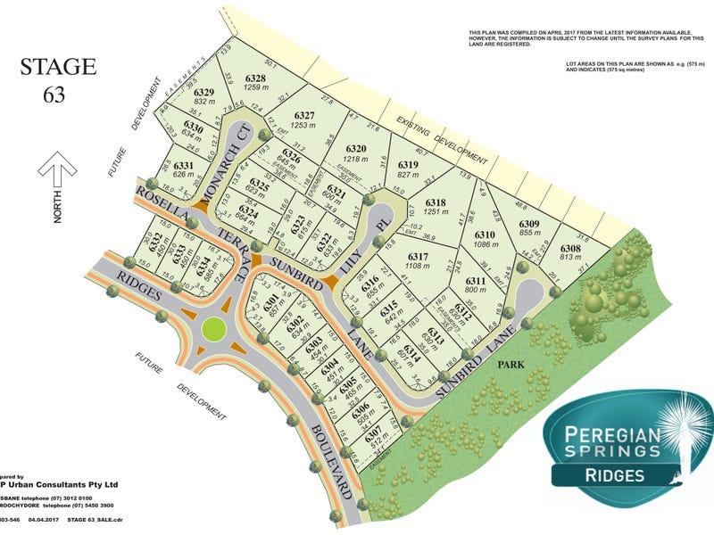 Lot 6309, Sunbird lane, Peregian Springs, Qld 4573