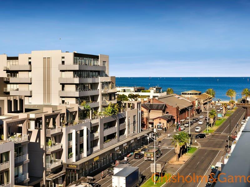 711/101 Bay Street, Port Melbourne, Vic 3207