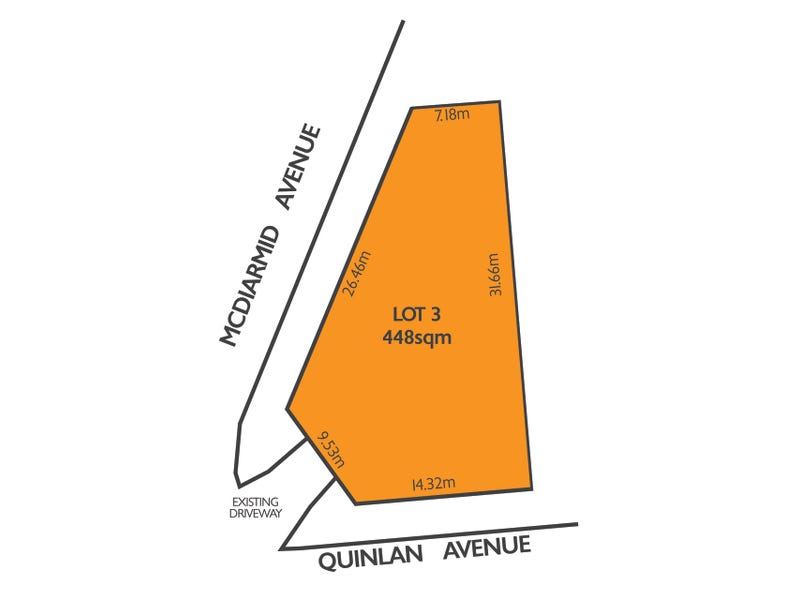Lot 12, 77 Quinlan Avenue, Pasadena