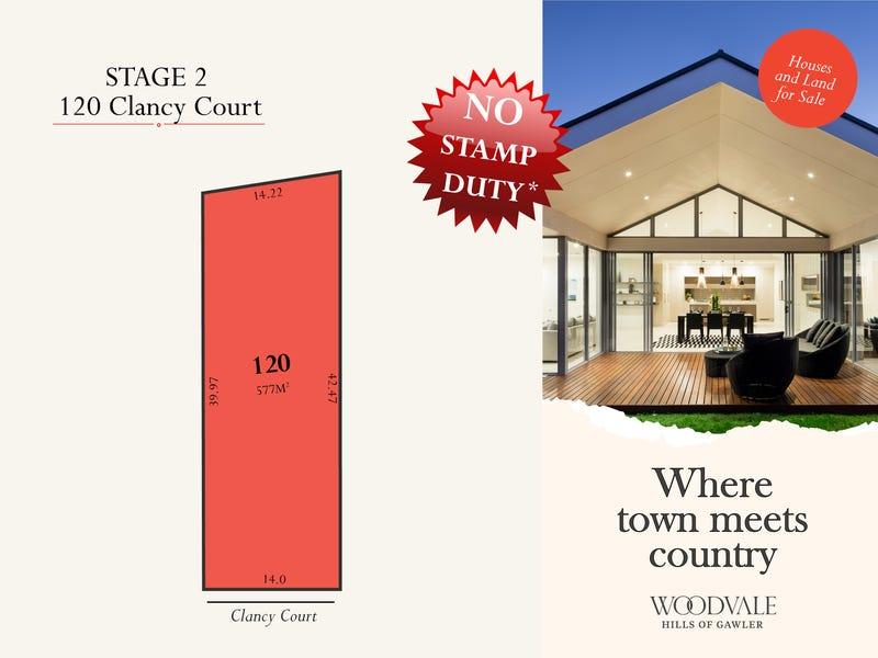 Lot 120 Clancy Court, Gawler South, SA 5118