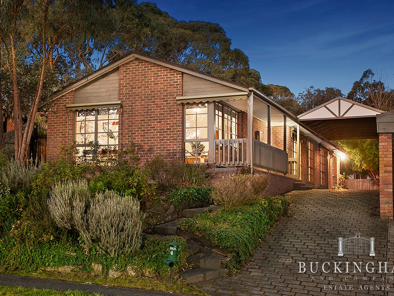 4 Dunbarton Drive, Eltham North, Vic 3095