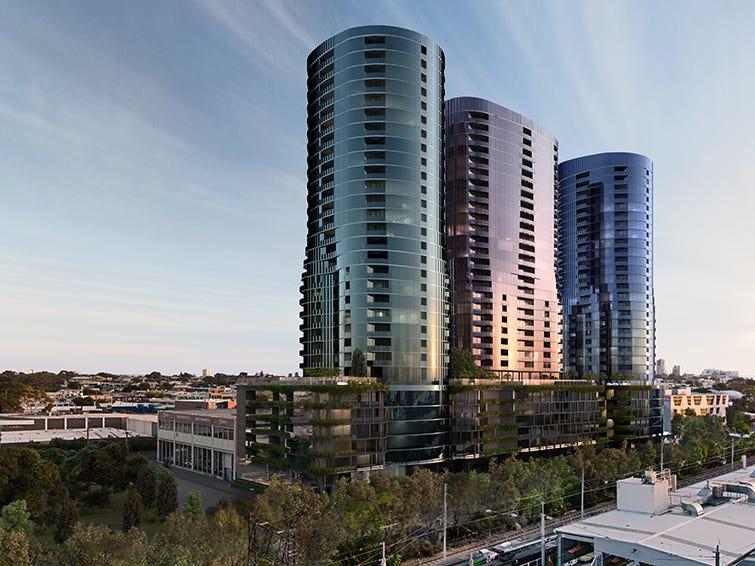 1107/85 Gladstone Street, South Melbourne, Vic 3205