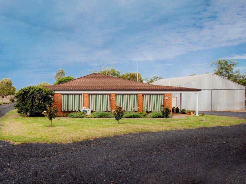 'Davine'/673 Ponto Falls Road, Wellington, NSW 2820