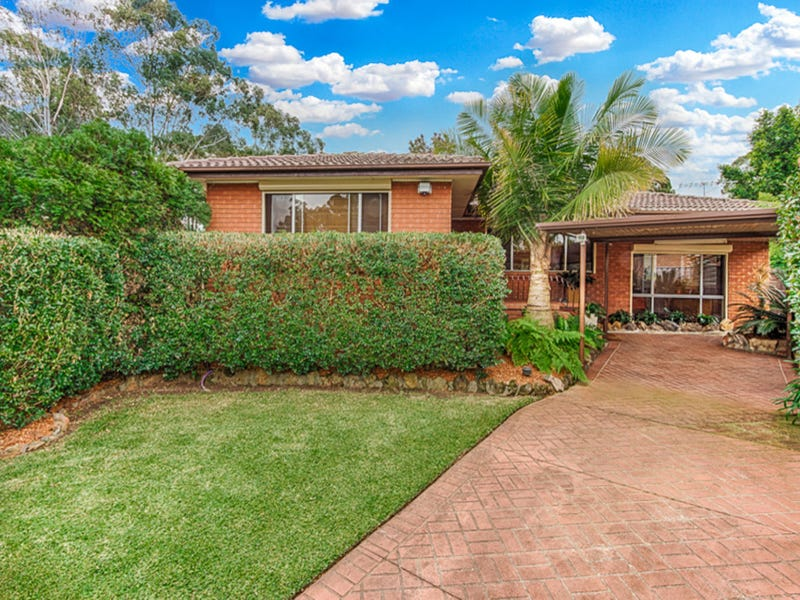 8 Mema Place, Quakers Hill, NSW 2763